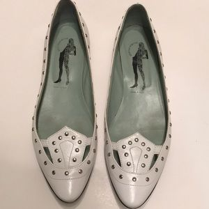 Guc Sigerson Morrison flats made in Italy